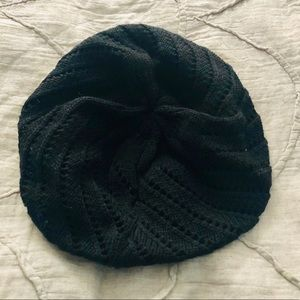 H&M Knit Beret Hat